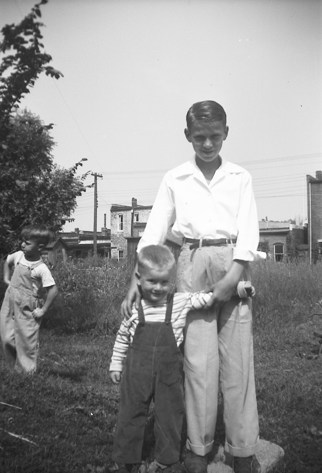 1940's Clark Family